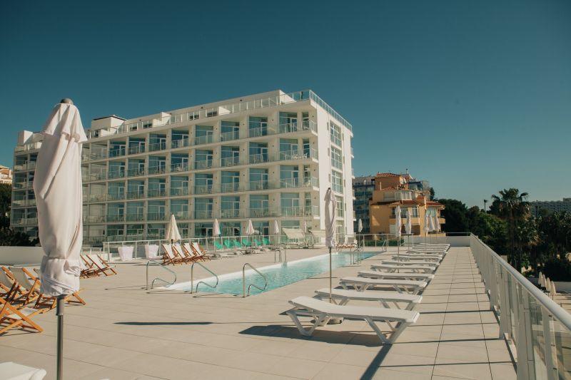Hotel Alay på Costa del Sol i Spania